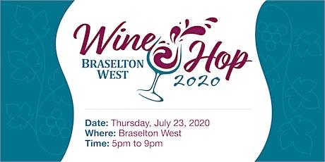 Braselton West Wine Hop tickets