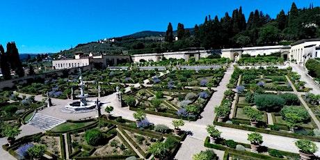 Giardini della Bizzarria - Visita narrata al Giardino mediceo di Castello biglietti