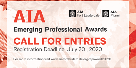 Entry Fees for Emerging Professionals Awards 2020 tickets