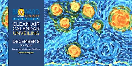 Clean Air Calendar Unveiling tickets