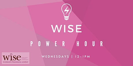 WISE Power Hour tickets