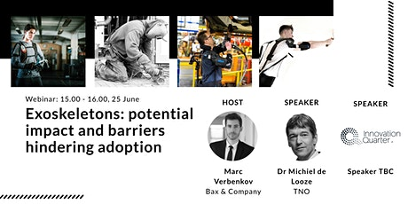 Exoskeletons: potential impact and barriers hindering adoption tickets
