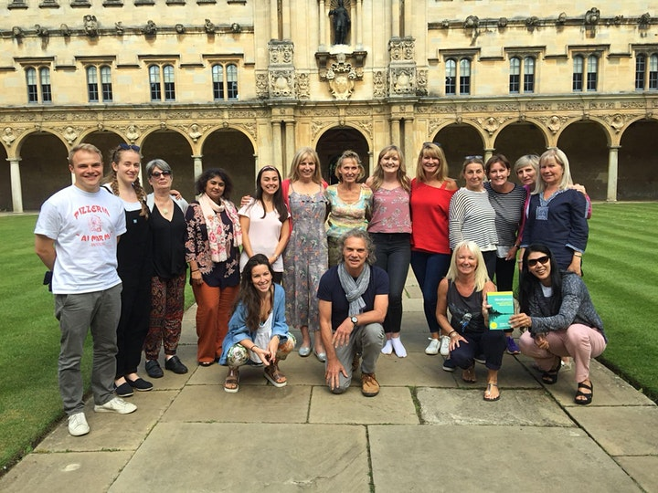 Mindfulness Teacher Training - Oxford - Autumn Weekends Online 2021 image