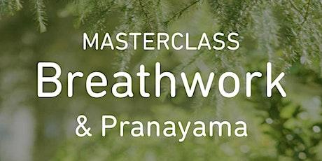 Masterclass Breathwork y Pranayama entradas
