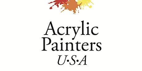 APUSA Acrylic/Mixed Media 2020 National Exhibit Reception and Awards tickets