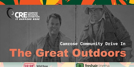 Camrose Community Drive In - The Great Outdoors tickets