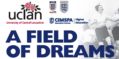 Women's Football 2020: A Field of Dreams. Online Webinar tickets