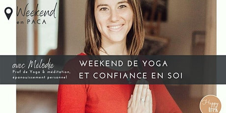 Weekend Yoga et Confiance en soi (Alpes Maritimes) tickets