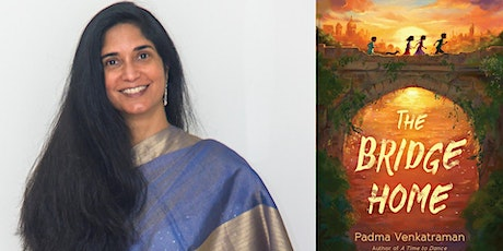 A Conversation with Padma Venkatraman tickets