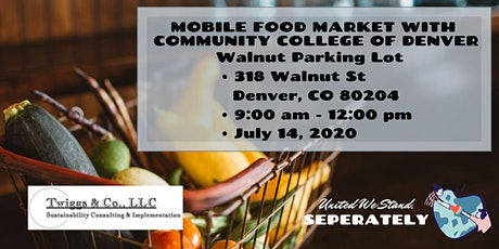 CCD/MSU/CUDenver Mobile Food Pantry tickets
