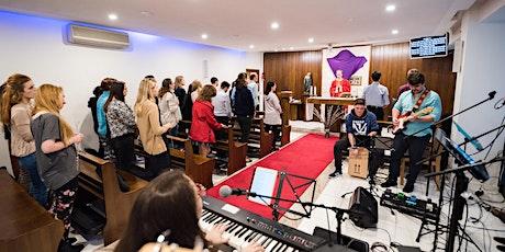 Messe für YP im Zentrum JP2 (7.6.,18:30 Uhr) Tickets