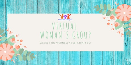 Virtual  Women's Group tickets