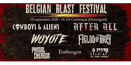 BELGIAN Blast Festival tickets