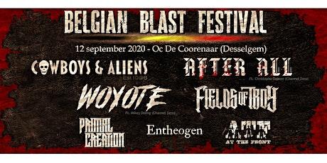 BELGIAN Blast Festival billets