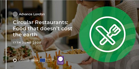 Circular Restaurants: Food that doesn't cost the earth tickets
