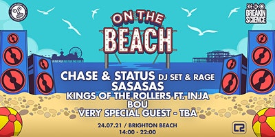 On The Beach - Brighton
