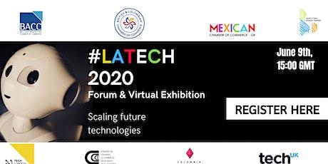 #LATECH 2020 tickets