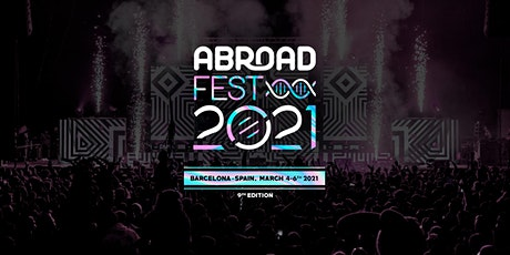 AbroadFest Europe 2021  The DNA of Music  entradas