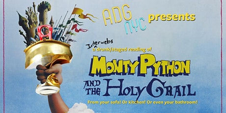 POSTPONED Drinking Game NYC: Monty Python and the Holy Grail  tickets