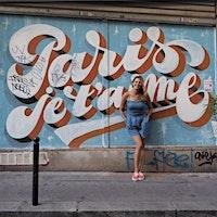 Camille, Guide Paris Street-Art (Visites privées)