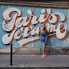 Camille, Guide Paris Street-Art (Visites privées) logo