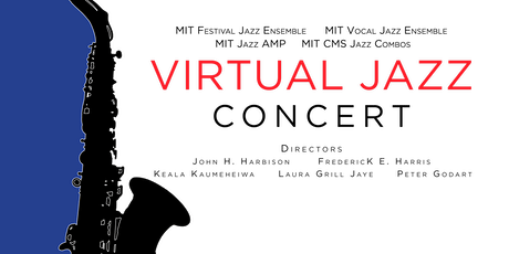 MIT Virtual Jazz Concert Tickets