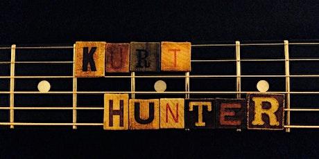 Kurt Hunter entradas