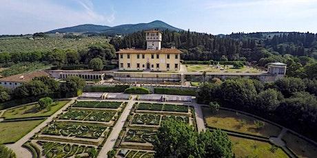 Giardini della Bizzarria - Visita tematica al Giardino mediceo di Petraia biglietti