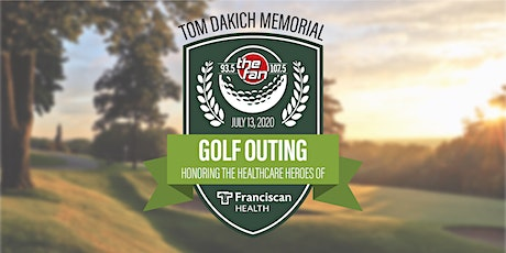 9th Annual Tom Dakich Memorial Golf Outing tickets