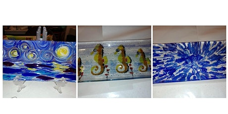 Painting on Glass (August) with Kathy Oda tickets