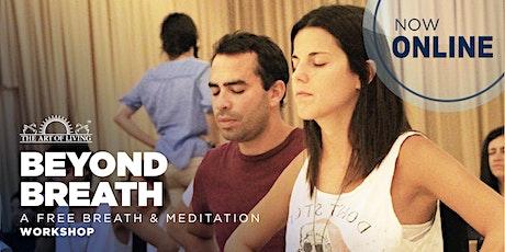 Beyond Breath - An Introduction to SKY Breath Meditation Newark tickets