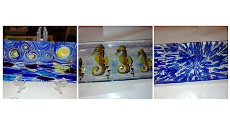 Painting on Glass (September) with Kathy Oda tickets