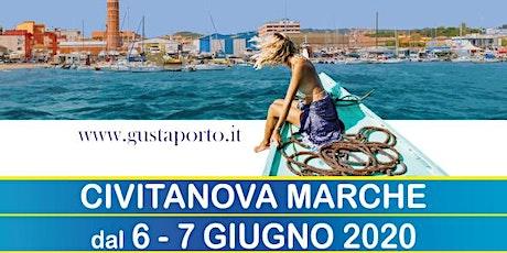 """Una """"bandiera blu"""" starter del Grand Tour delle Marche 2020 biglietti"""