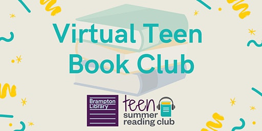 Virtual Teen Book Club