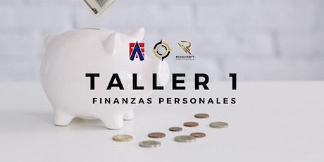Taller básico de finanzas personales entradas
