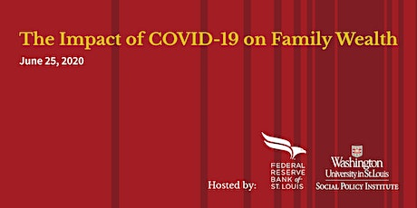The Impact of COVID-19 on Family Wealth tickets