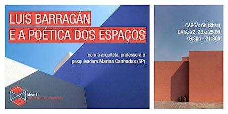 Luis Barragán e a poética dos espaços ingressos
