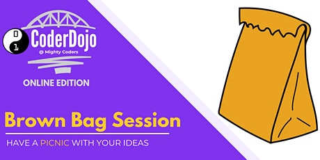 CoderDojo Online - Brown Bag Session tickets