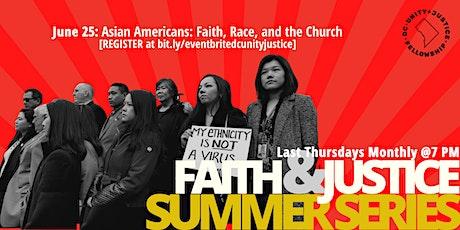 Asian Americans: Faith, Race, and the Church tickets