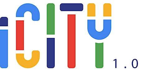 Visualization - iCity webinar series #2 of 5 tickets
