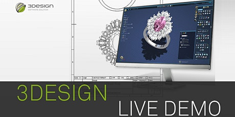 Introduction to 3DESIGN CAD for Jewellers tickets