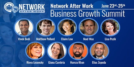 Network After Work Business Growth Summit  tickets