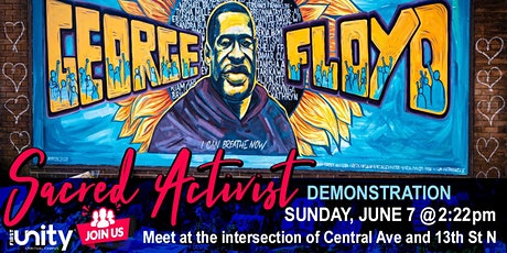 Sacred Activist Demonstration in St. Petersburg, FL tickets