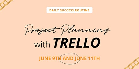 Profitable Project Planning tickets