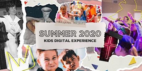 PASE DIGITAL PARA LA IGLESIA – Experiencia Digital para Niños boletos