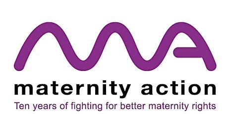 Maternity Action Covid-19 rights Webinar tickets