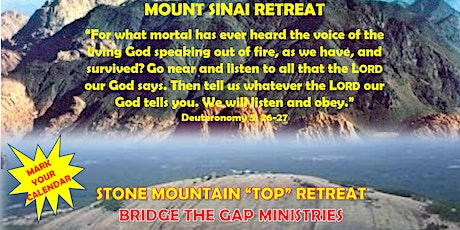 2020 Stone Mountain Reentry Ministries Retreat tickets