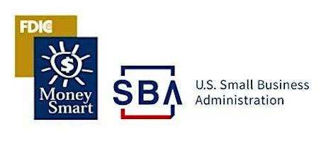 SBA Money Smart Financial Management for Small Business Training biglietti