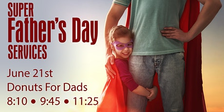 Father's Day Services tickets