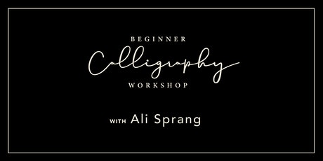 Beginner Calligraphy Workshop  | Canton, Ohio 9am tickets